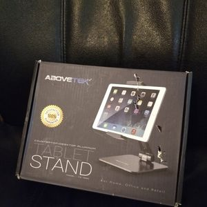 AboveTEK Office - TABLET STAND - KIOSK BUSINESS DISPLAY HOLDER phone